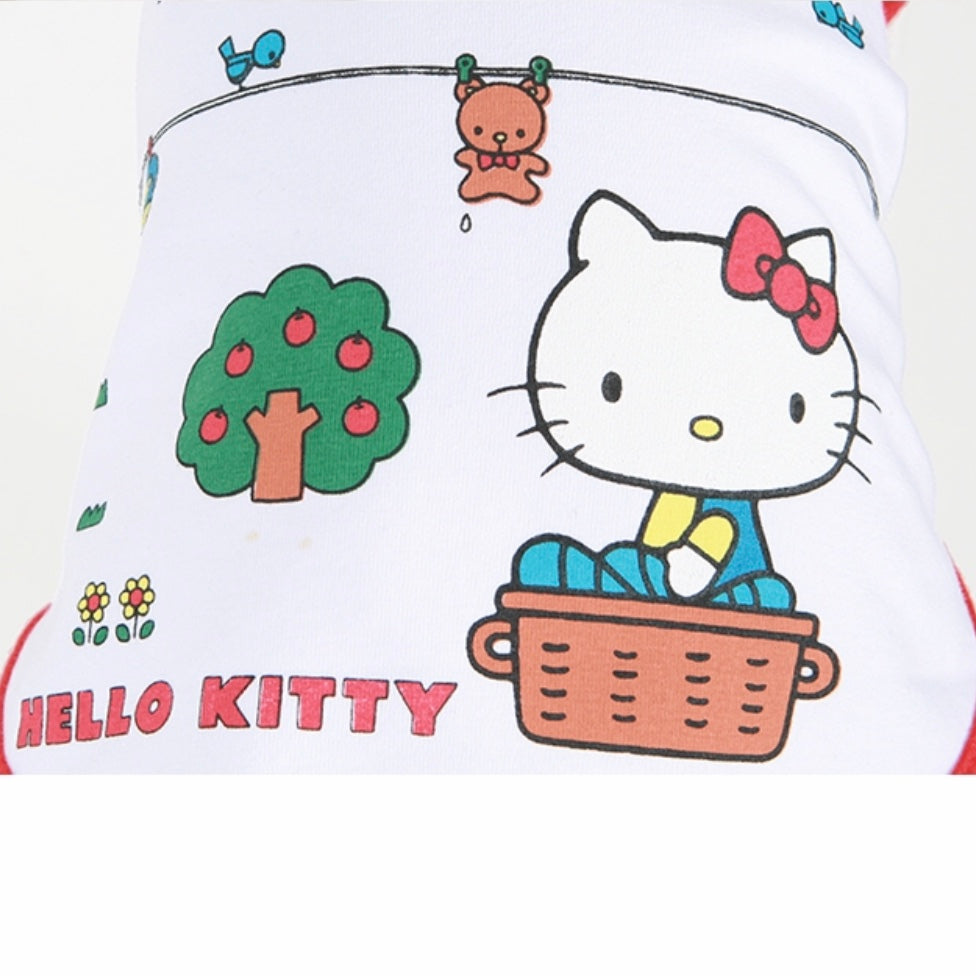 hello kitty tank - red