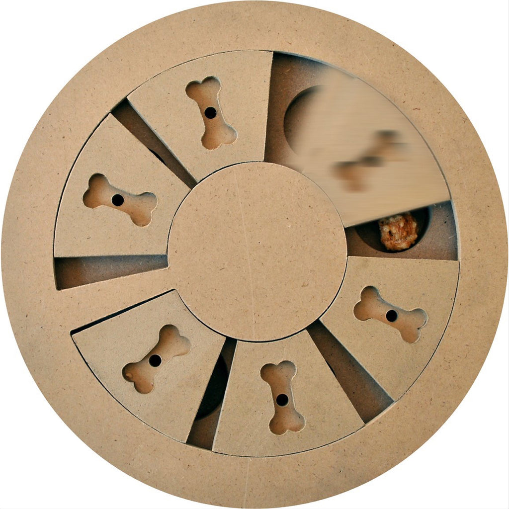 discovery wheel puzzle toy