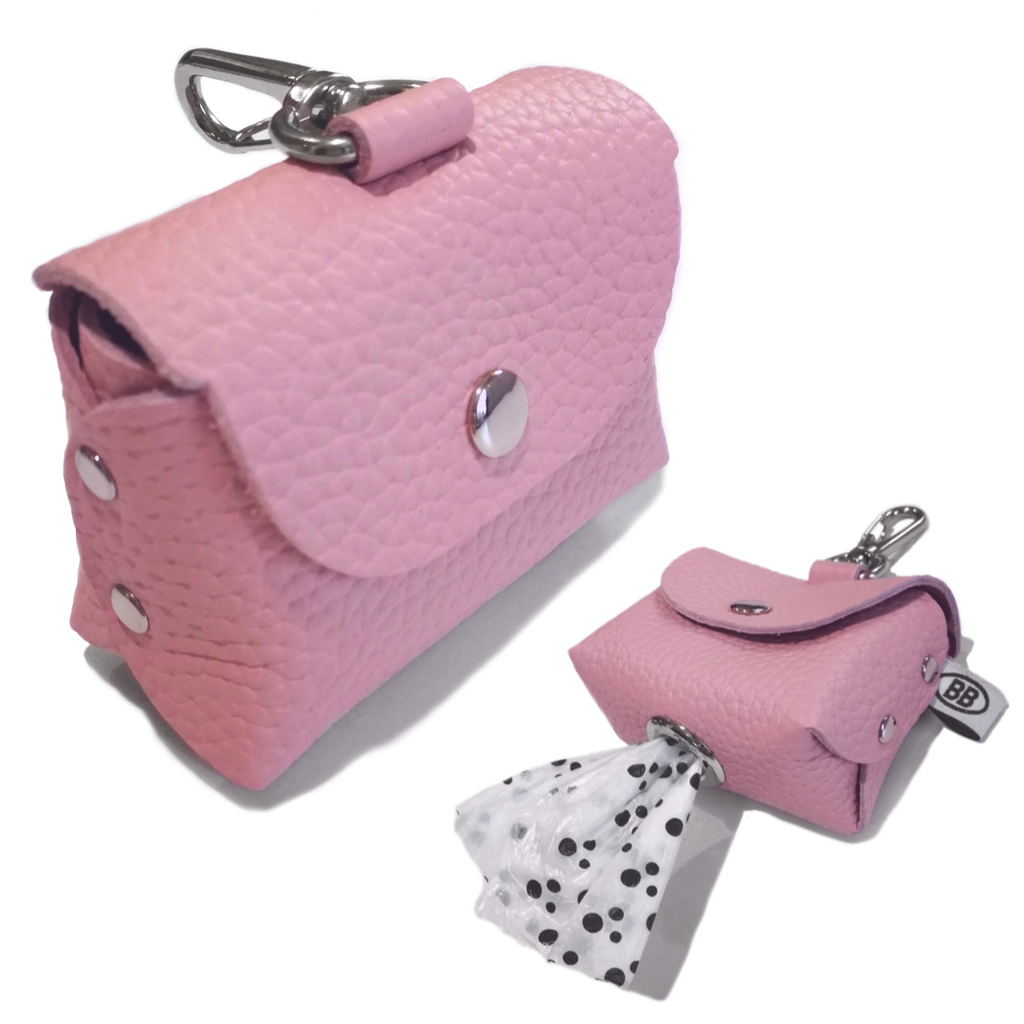 bb bag holder - pink