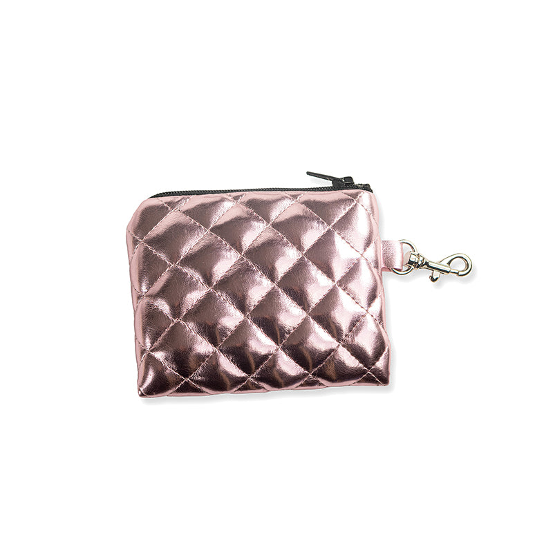 pochette bag holder - pink