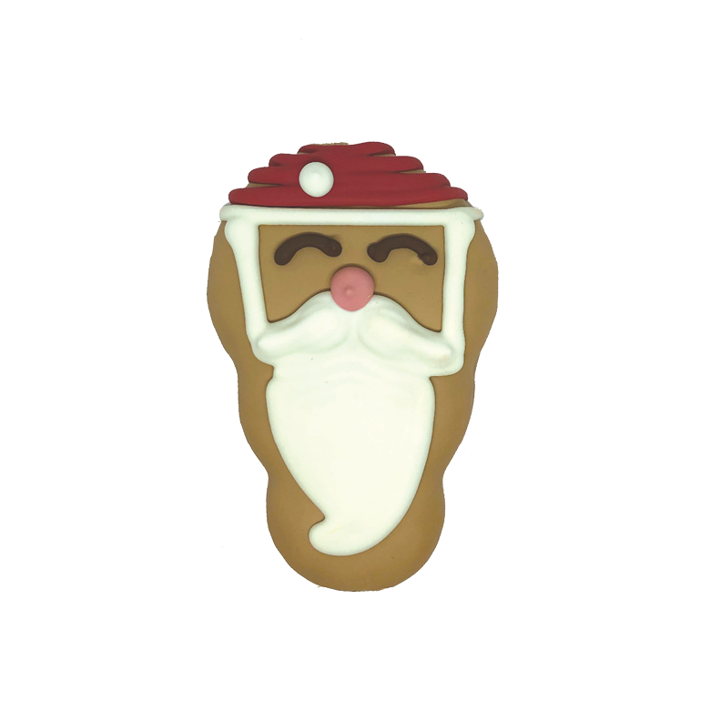 Santa Claus cookie