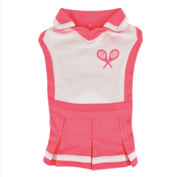 pink ace tennis dress - 1 medium left!