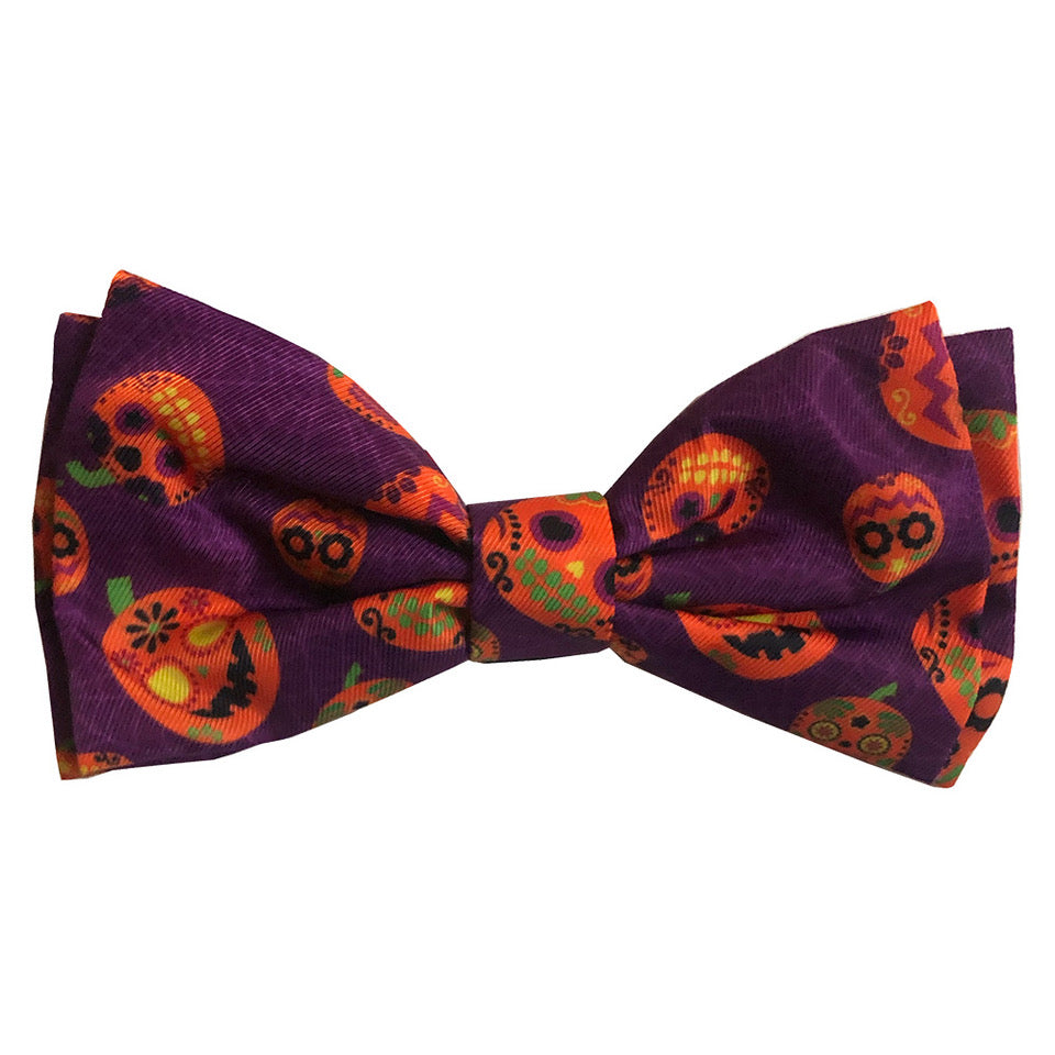 the great pumpkin bow-tie - available in XL!