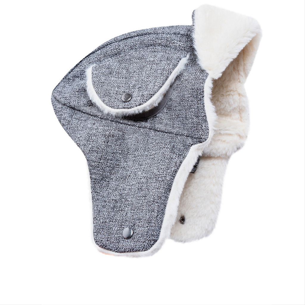 air arctic snood - heather grey - 1 medium left!