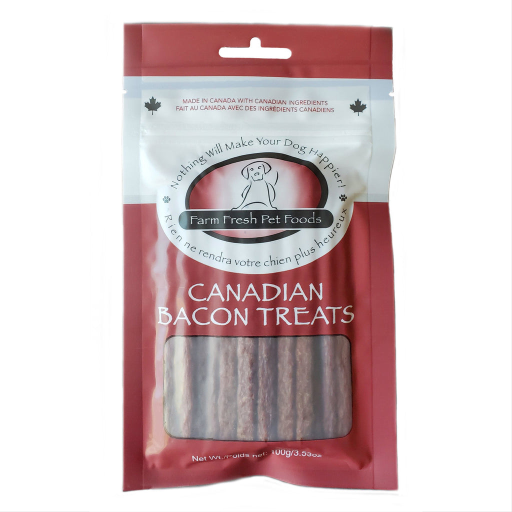 farm fresh bacon treats