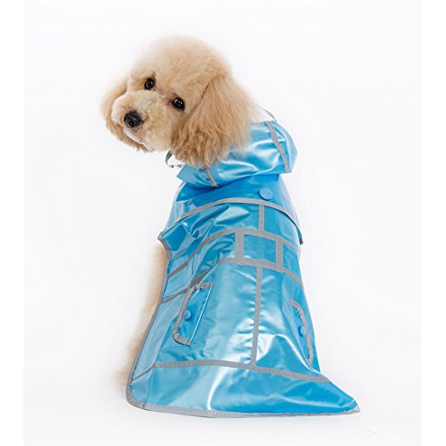 jelly raincoat (pink or blue)