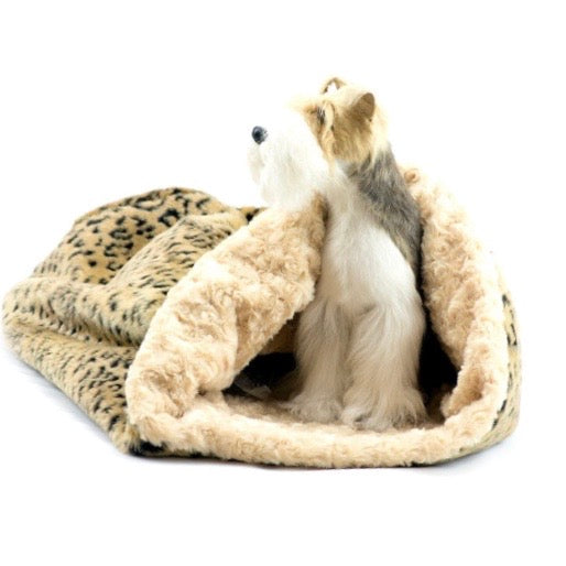 cuddle cup - camel lynx with curly sue