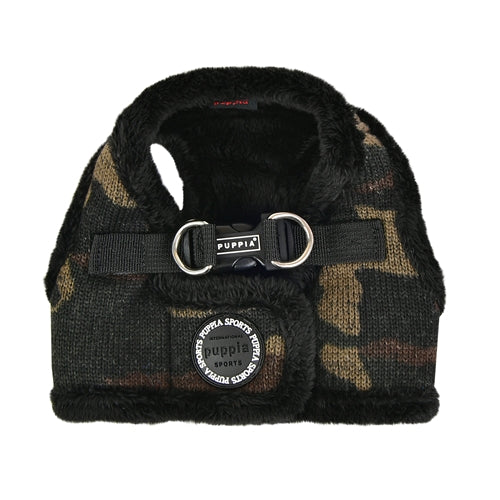camo colonel harness