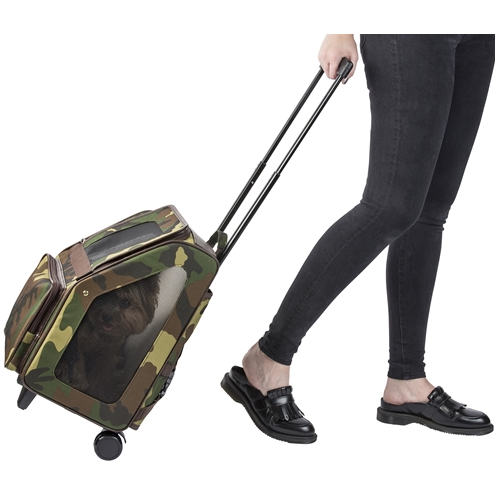 rio camo bag on wheels