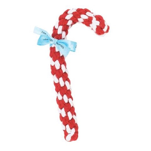 candy cane rope toy - available in 2 sizes