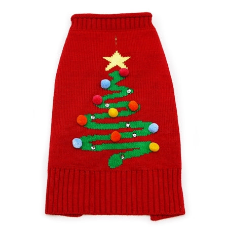 christmas tree sweater - 1 small left!