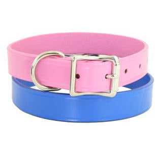 classic leather collar - more colours