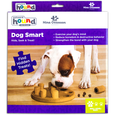dog smart puzzle toy - composite