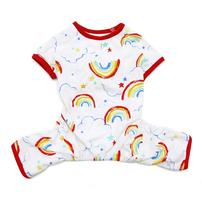 rainbow pj's - 1 small left!