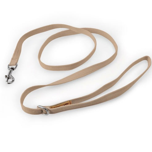 ultra-suede leash - fawn