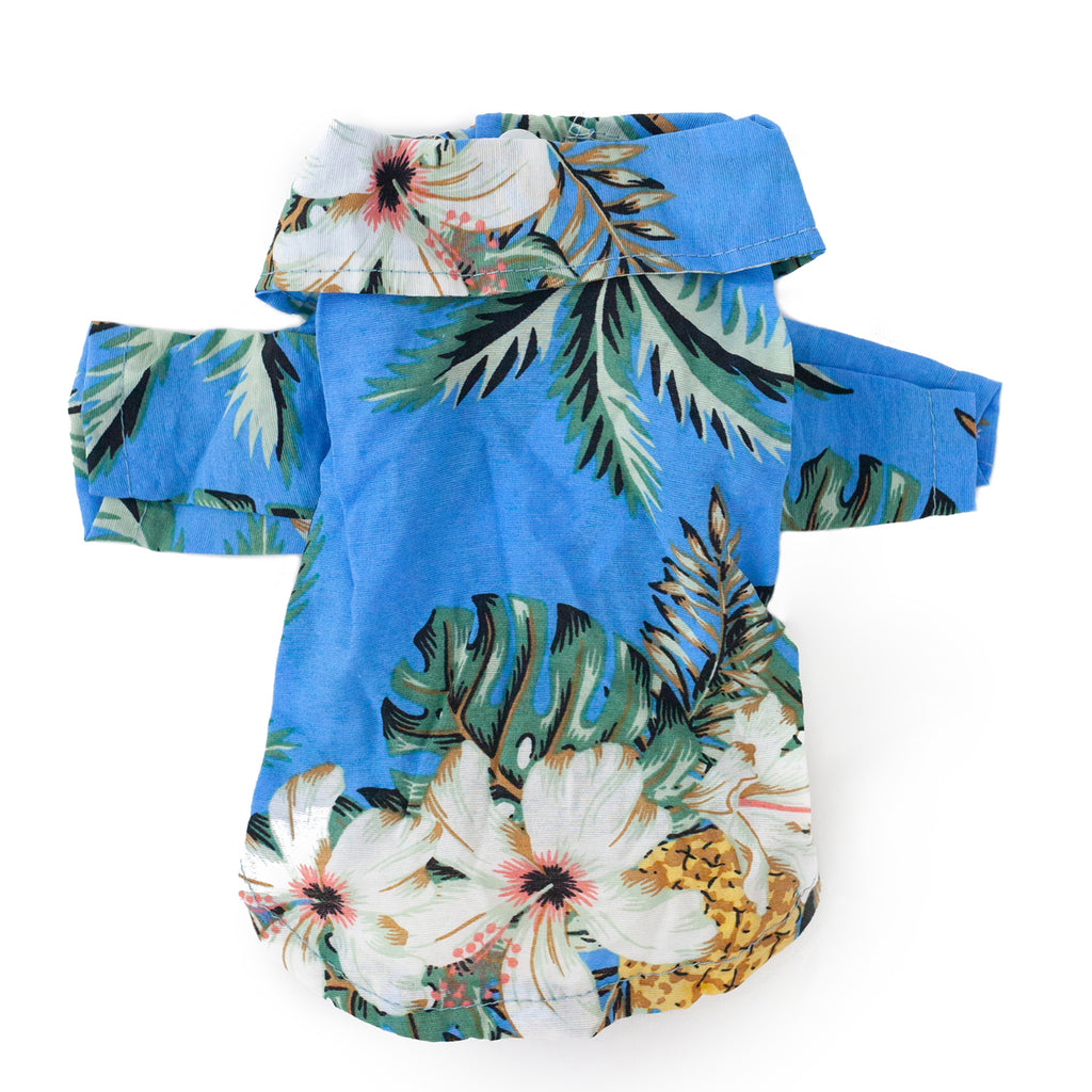 Hawaiian shirt - 2 colors