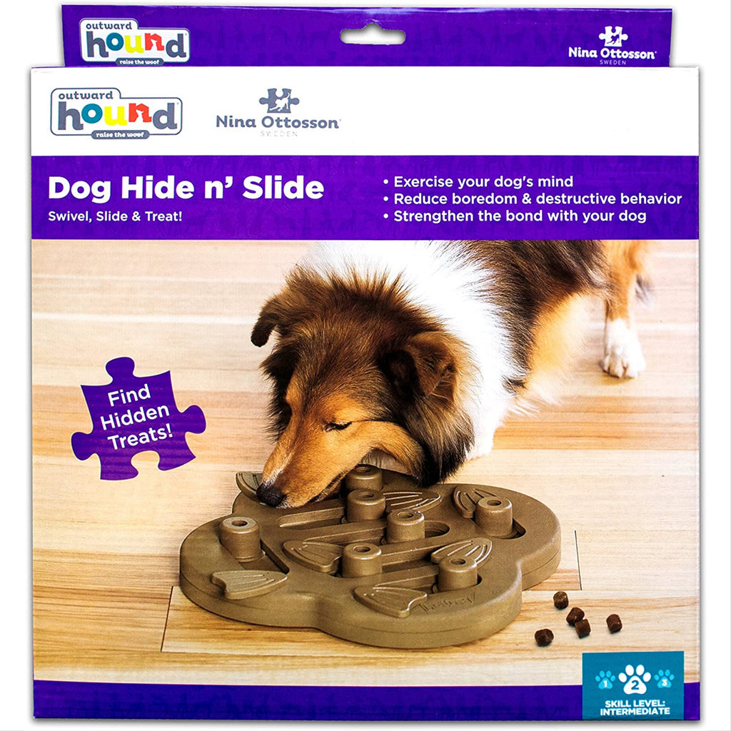 hide n' slide puzzle toy
