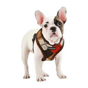 brown jolly harness