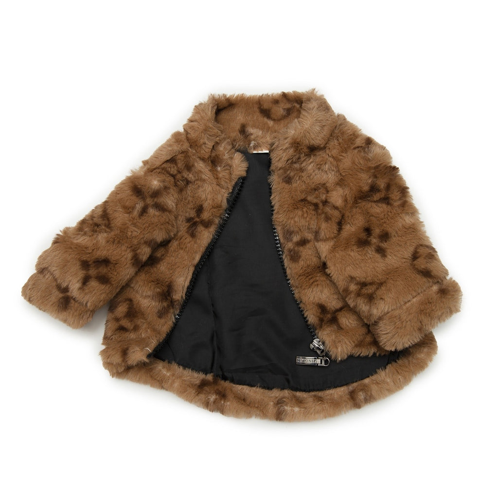 love me coat - brown