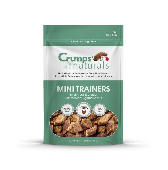 crumps mini trainers - chicken