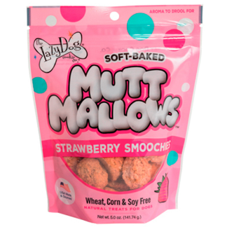 mutt mallows - strawberry smootchies