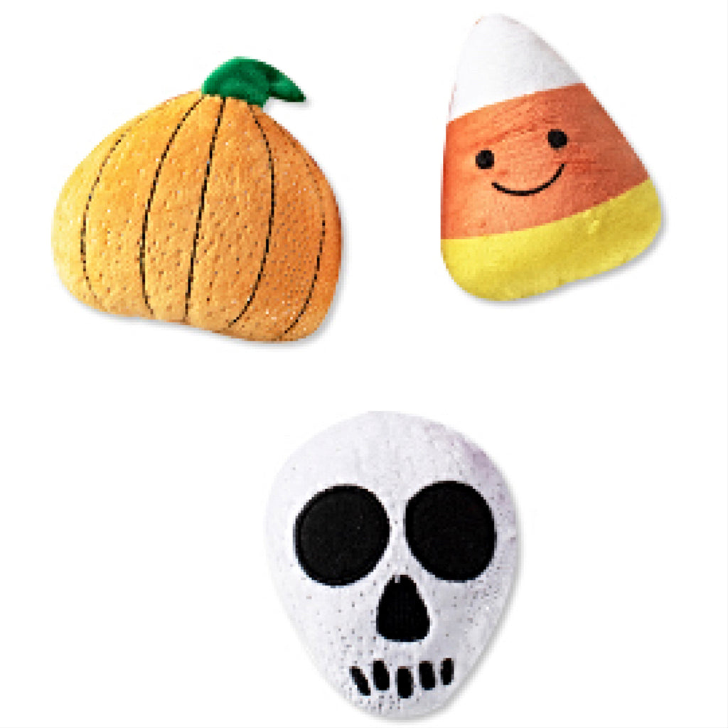 spooky 3 pack - scary & sweet halloween toys