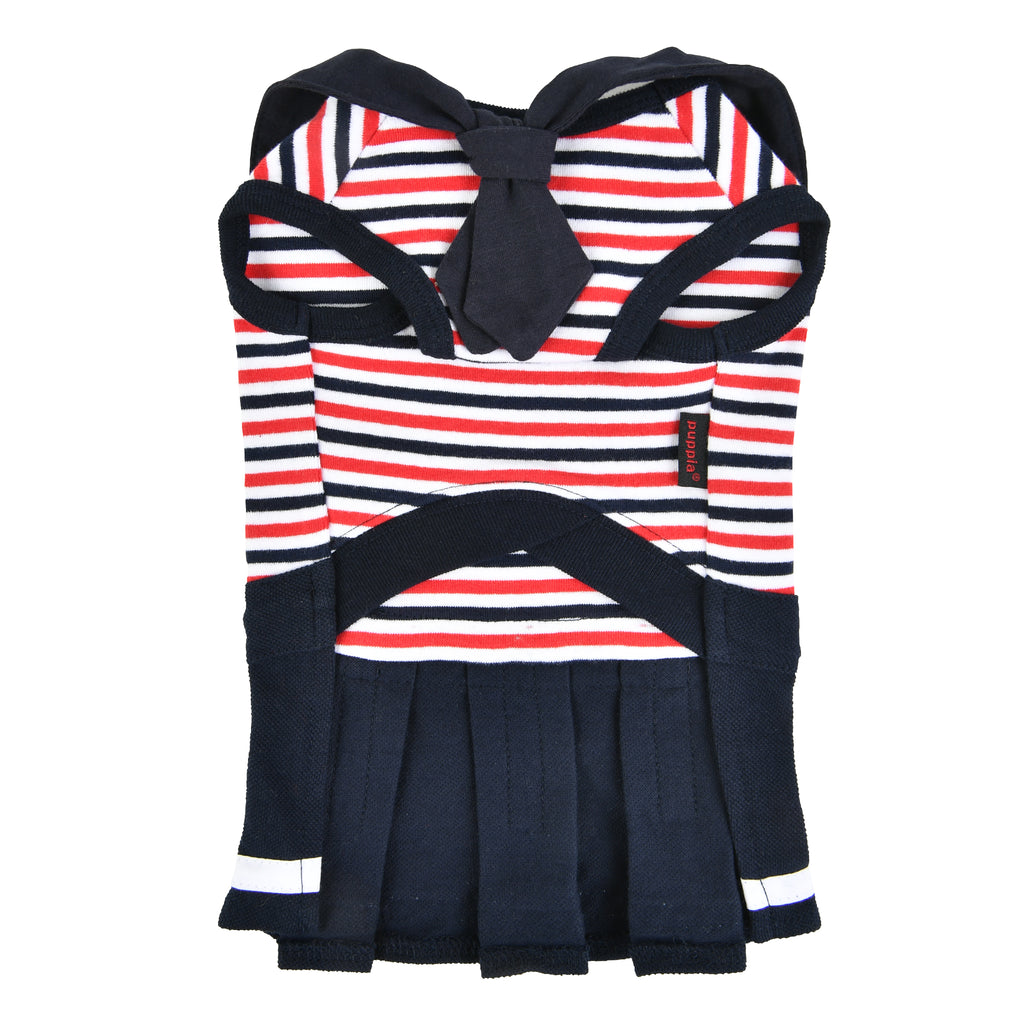 nautical dress - navy - available in medium!
