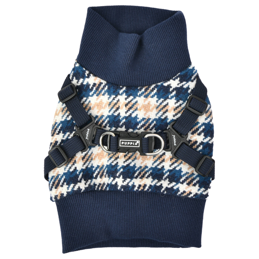 kellen sweater harness - navy