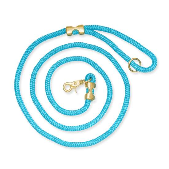 peacock marine rope leash