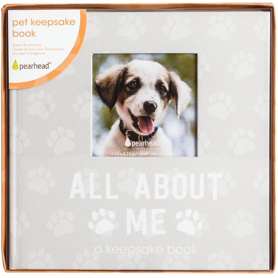 pet keepsake book