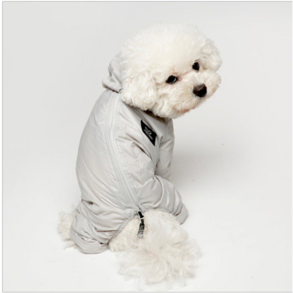 rainy day air coverall grey - unisex