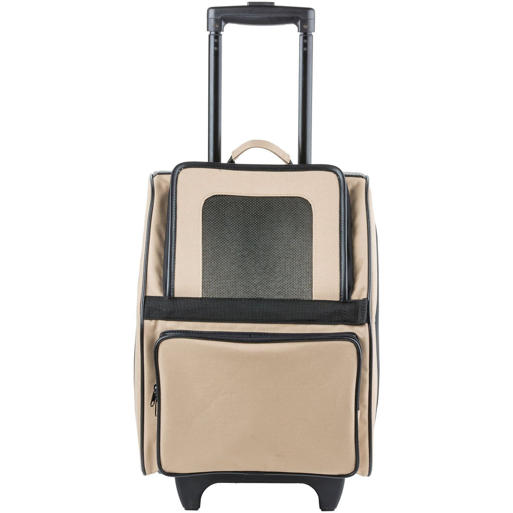 rio bag on wheels - khaki