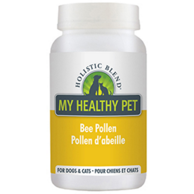 holistic blend bee pollen - 5.3 oz