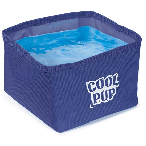 cool pup portable bowl
