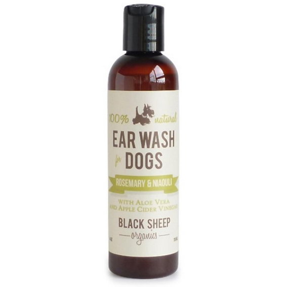 black sheep rosemary & niaouli organic ear wash
