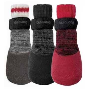rubber dipped socks - available in 3 colours