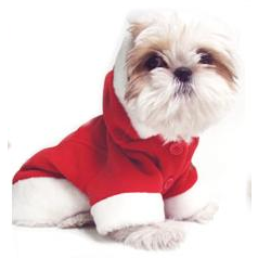 santa's coat - available in xl!