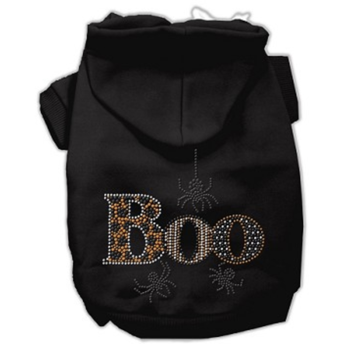 black boo sweater - 1 left in xsmall!