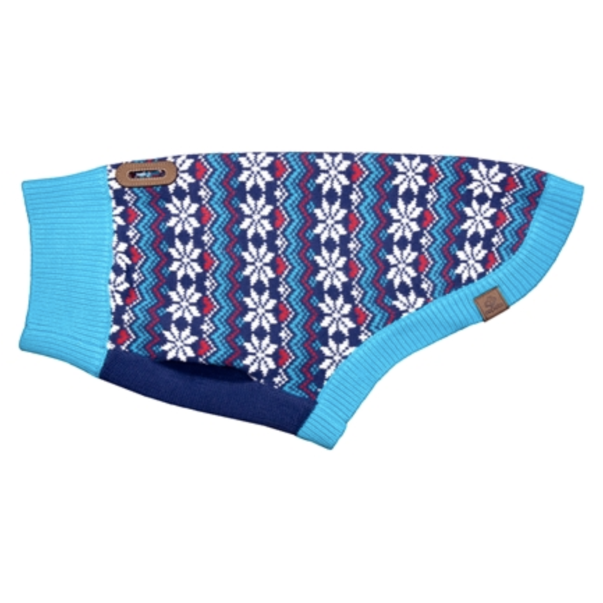 highland sweater blue