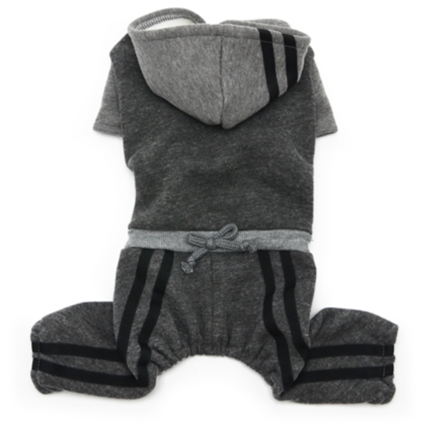 lounge tracksuit grey