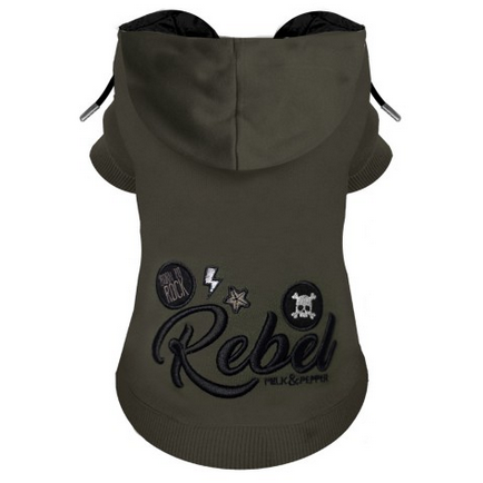 green rebel hoody