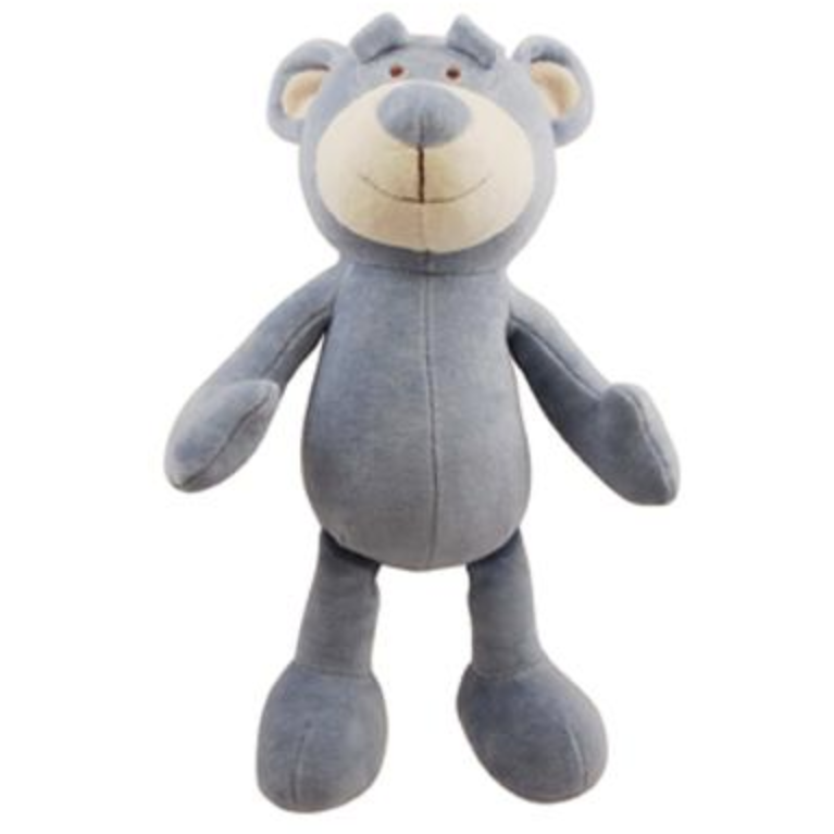 wally the bear plush toy