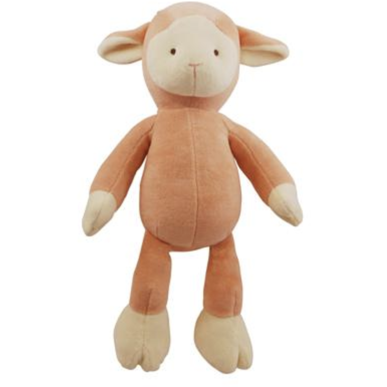 lolly the lamb plush toy