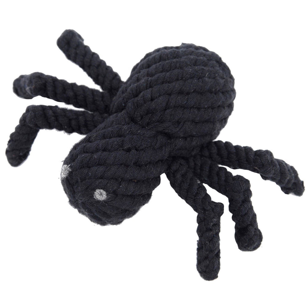 rope spider toy