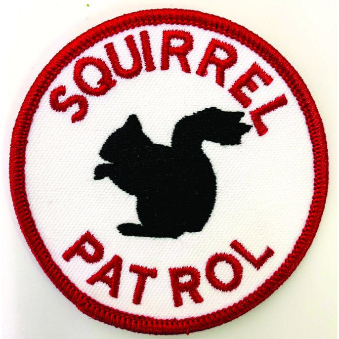 squirrel patrol wool sweater