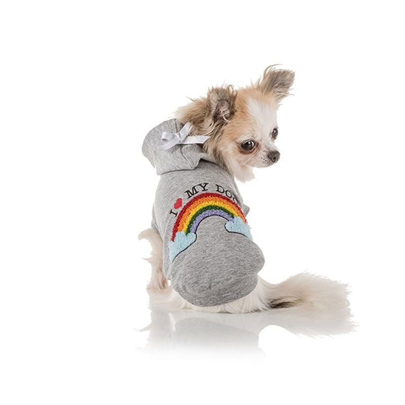 stardust unicorn or rainbow hoody