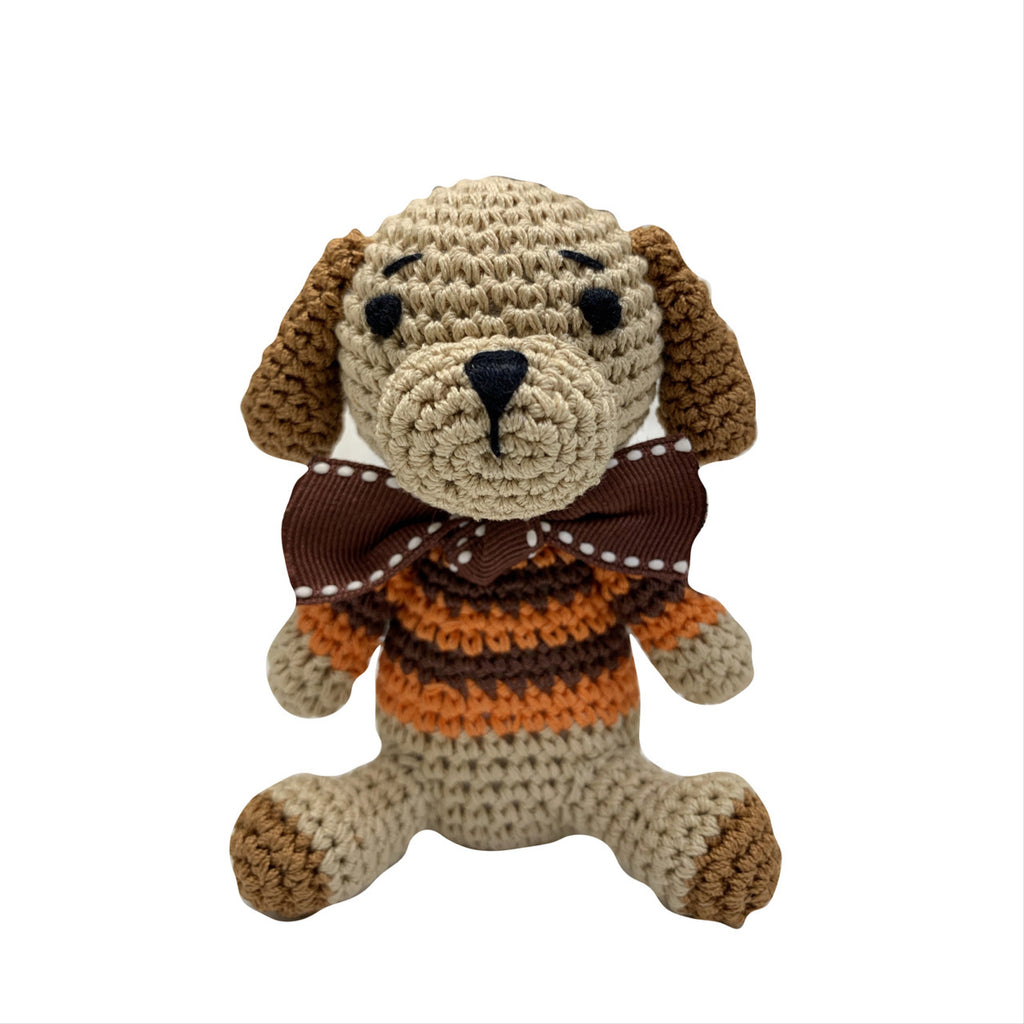 organic cotton toy - teddy bear