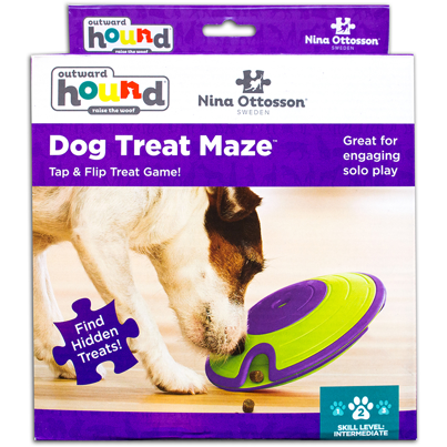 treat maze puzzle toy