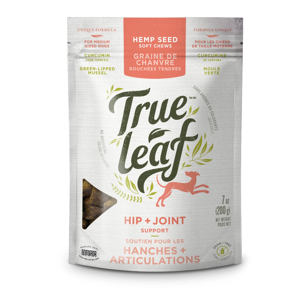true leaf - hip & joint - available in 2 sizes