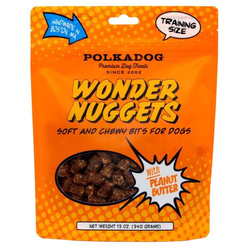 wonder nuggets peanut butter